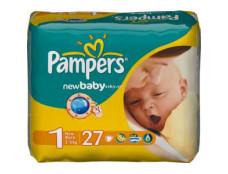 0499 PAMPERS  № 1\43 .Nev Baby Newborn Стандарт