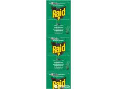 01006/RAID пластини п/комарів Хвойний ліс 10шт