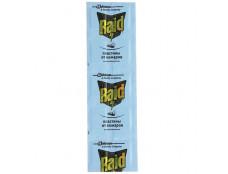 00849 RAID пластини п/комарів д/фумігатора  10 шт