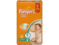 03582 PAMPERS S&P №5\58 Junior Джамбо