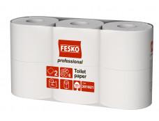 745087 Папір Туалетний FESKO Professional M 55м 6 рул /7