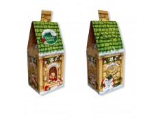 Казковий будиночок малий 350гр. Зелений
