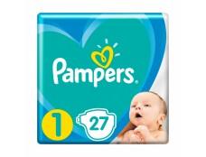 0080 PAMPERS  № 1/27 New Baby Newborn Стандарт