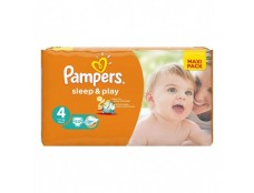 24242 PAMPERS S&P  №4\50Maxi