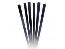 МЧ Соломка для мартини чорна 200шт/уп. 4.8мм 12.5см
