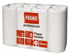 """745100 Рушники папер. """"FESKO Professional"""" 12,5м 8рул /4"""
