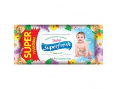 """625 Волога с-ка """"Super Fresh"""" Дитяча  №120 /9"""
