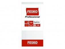 """131 Серветка FESKO Professional""""Біла 33*33 (200л) 3-шар./4"""